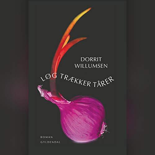 Løg trækker tårer audiobook cover art