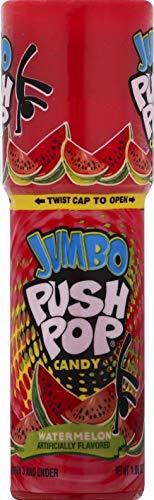 Jumpin' Push Pop Topps, 1.06 oz (Flavors May Vary)