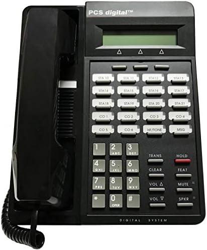 Vodavi Mail order cheap DHS Very popular PCS SP7314-71 Digital - New Phone Charcoal