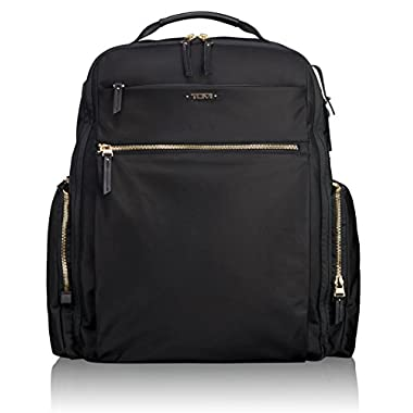 Tumi Women's Voyageur Ari T-Pass Backpack, Black, One Size