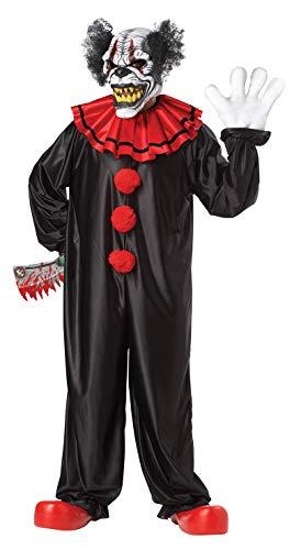 California Costumes Last Laugh The Clown Set