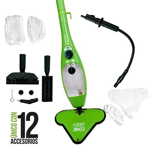 Limpiador y Vaporizador Mop Express X9