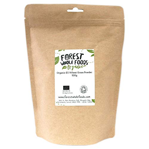 Forest Whole Foods - Organic Wheat Grass Powder (500g)