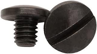 Hogue 30008 Sig P230 Grip Screws, Slot, Black (Per 2)