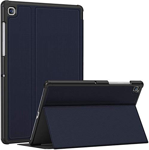 Soke Samsung Galaxy Tab S5e Case 2019, Premium Shock Proof Stand Folio Case,Multi- Viewing Angles, Auto Sleep/Wake,Soft TPU Back Cover for Galaxy Tab S5e 10.5 inch Tablet [SM-T720/T725/T727],Dark Blue