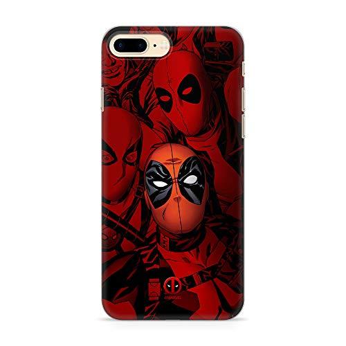Ert Group MPCDPOOL455 - Cubierta del Teléfono Móvil Deadpool 001 iPhone 7 Plus/ 8 Plus