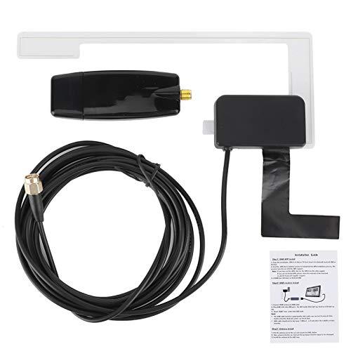 CHICIRIS Dab Box, sintonizador de Radio Digital para automóvil Dab, para máquina de navegación Android 4.2 Car DLS y Programa