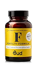 Bud natural fertility supplement for women concentrates on key nutrients to support healthy conception and preparation for pregnancy Our careful blend combines Maca with an essential mix of vitamins & minerals, including zinc, selenium and vitamins C...