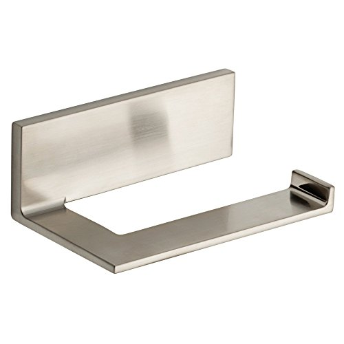 Top 10 best selling list for delta faucet 77750-ss vero toilet paper holder brilliance stainless steel
