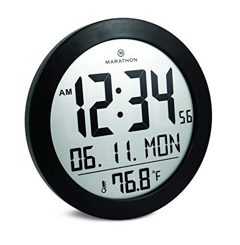 Marathon - Reloj de Pared