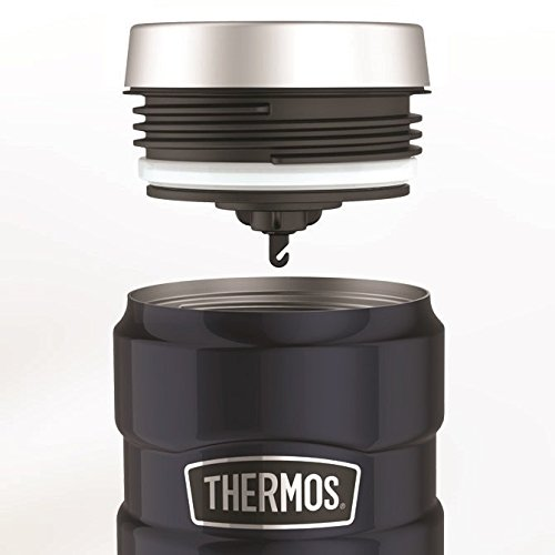 ThermosStainlessKing16-OunceLeak-ProofTravelMug【並行輸入品】