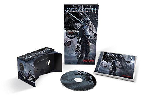 Dystopia (Ltd. Deluxe Edition) - UK Release by Megadeth (2016-08-03)