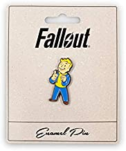 Fallout Charisma Perk Pin | Small Metal Enamel Pin | Official Fallout Video Game Series Collectible