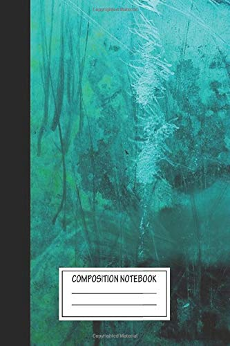 Notebook: Sea Grass Wide Ruled , Journal for Writing, Size 6' x 9', 110 Pages