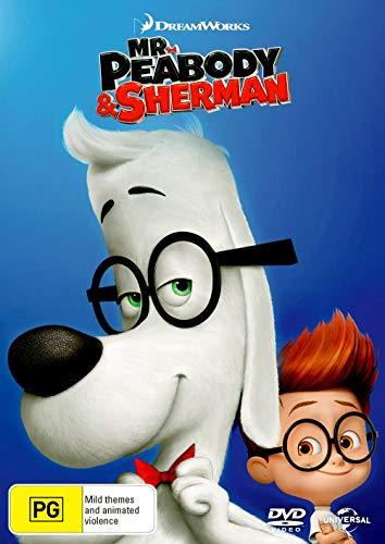 Mr Peabody and Sherman | NON-USA Format | PAL | Region 4 Import - Australia