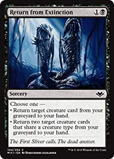 Magic: The Gathering - Return from Extinction - Modern Horizons