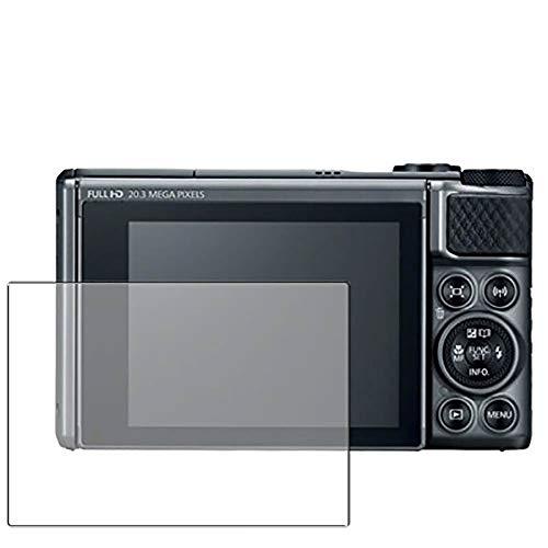 Vaxson TPU Pellicola Privacy, compatibile con Canon PowerShot SX730 HS, Screen Protector Film Filtro Privacy [ Non Vetro Temperato ]
