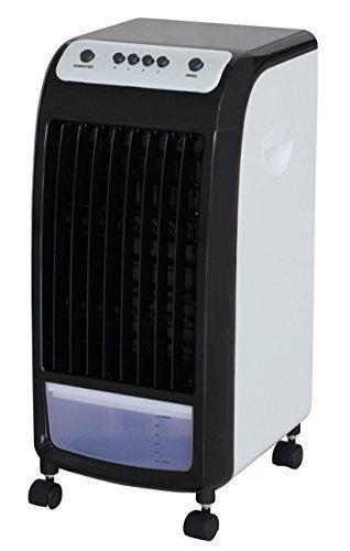 Ravanson KR-1011 - Climatizador evaporativo 65W 3 en 1 Humidificación y filtrado del aire