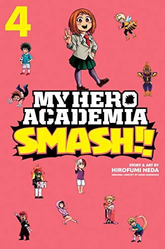 My Hero Academia: Smash!!, Vol. 4: Volume 4