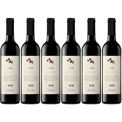 Laus Vino Tinto  - 6 Botellas - 4500 ml