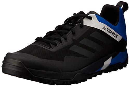 adidas Herren Terrex Trail Cross Sl Traillaufschuhe, Schwarz (Negbas/Carbon/Belazu 000), 38 2/3 EU