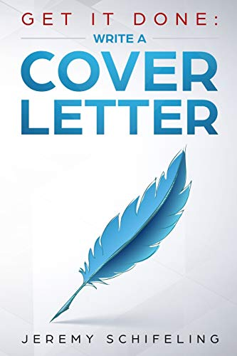 Get It Done: Write a Cover Letter