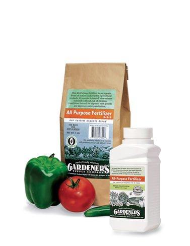 Organic All-Purpose Fertilizer, 25 Lbs.
