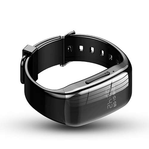 FACAIA Reloj Grabadora De Voz Espia Grabación con Un Botón Pulsera Silenciosa E Invisible Resistente Al Agua con Diseño Ligero Y Conveniente