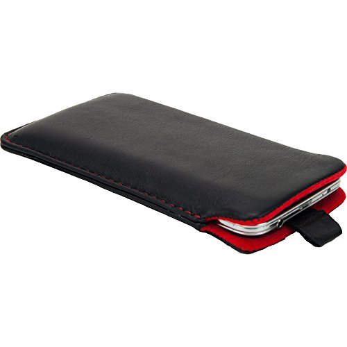 Slim Tasche Hülle Etui Cover Slimcase für Sony Xperia Z, Samsung S5, S5 Neo, S5 Plus, Archos 50d Oxygen, LG K5, Lenovo K6, K6 Power, Microsoft Lumia 650, 650 Dual-SIM, Asus ZenFone Live, Huawei ShotX, ZTE Blade Z7, Blade X5, Blade L6, Blade A6