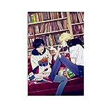 ASFAFG Anime Banana Fish Ash Luchs Okumura Eiji HD Poster 5