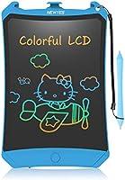 NEWYES Tableta de Escritura LCD 8,5 Pulgadas | Tablet para Dibujar para Niños. Colores Más Brillantes. Pizarra...