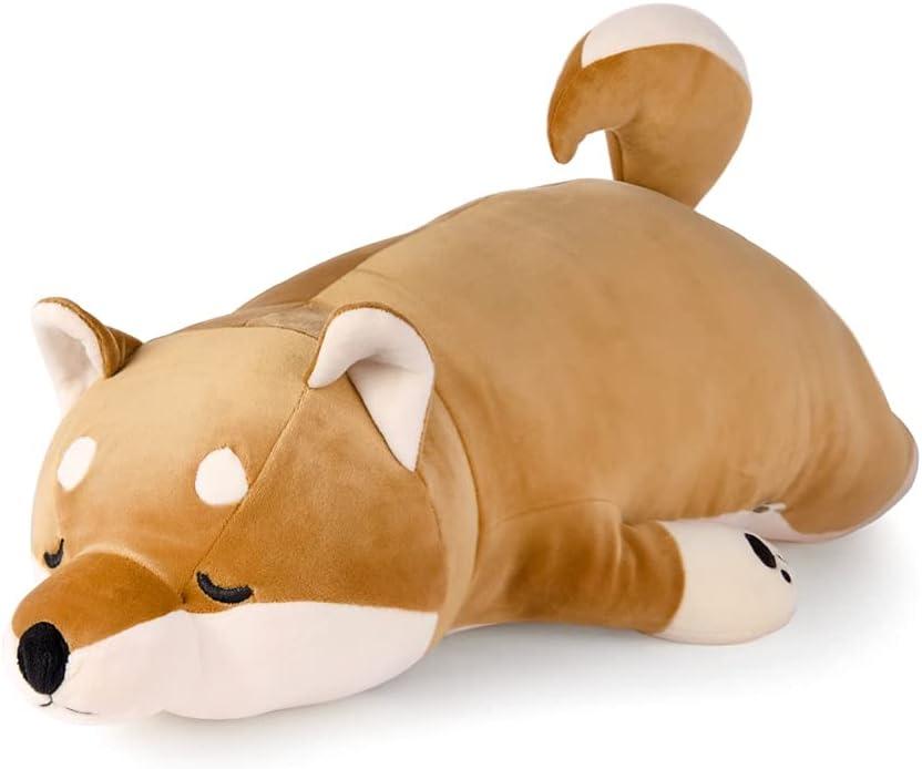 favorite KAWAII PLUSH Shiba Inu Plush Stuffed Pillow Animal Soft Sales results No. 1