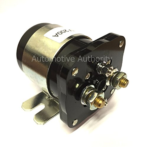 Automotive Authority 12V Solenoid #586-902, 586-105111 Replacement for...