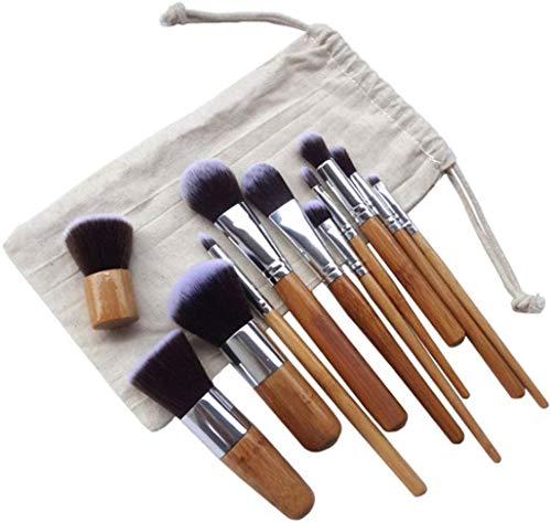 XHDMJ Beauty Tools Makeup Brush Advanced, Synthetic Brush for Foundation Face Contour Blush Brush Fard À Paupières