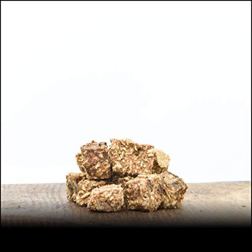 George & Bobs Kaninchen Brocken - 500g | Trainingssnack aus Kaninchenfleisch | Bekömmlich und Lecker | Natürlich und ohne Zusatzstoffe