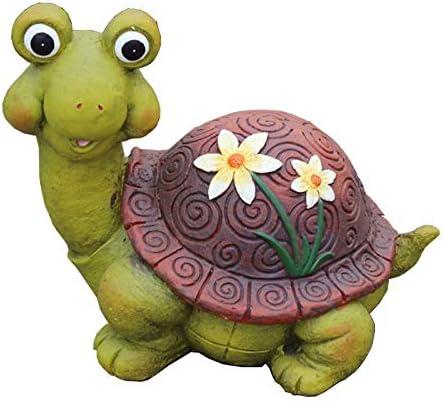 MGYJ Max 44% OFF Garden Sculptures Statues Statu Tortoise Outdoor Ranking TOP13 Decoration