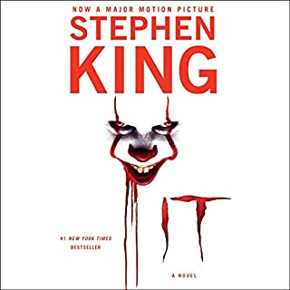 It                   Written by:                                                                                                                                 Stephen King                               Narrated by:                                                                                                                                 Steven Weber                      Length: 44 hrs and 55 mins     795 ratings     Overall 4.7