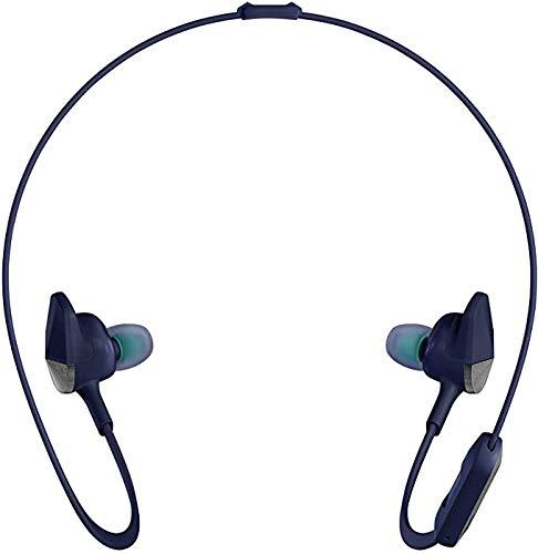 Fitbit_Flyer Wireless Bluetooth Headphones,Nightfall Blue, Unisex,Sports/Fitness