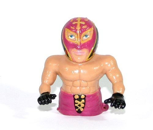 REY MYSTERIO WWE Finger Wrestler Thumb Wrestling Daumen-Wrestling