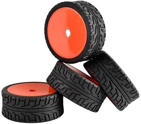 GzxLaY 4PCS 1:8 Racing Tire D97mm Rubber Regular dealer Credence Wheel Tires Tyr Unglued