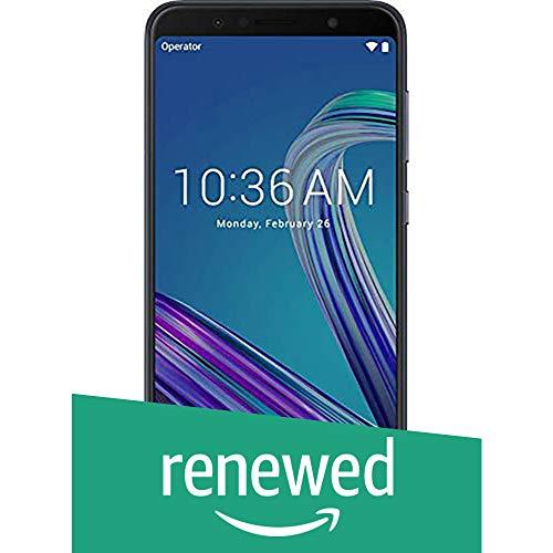 (Renewed) Asus Zenfone Max Pro M1 (Black, 3GB RAM, 32GB Storage)