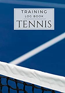 Tennis Training Log book: Tennis Log Book | Practice Book for Coaching & Journal to Keep track of your training and improve your player skills | 17 cm ... with analysis tables | Gift for Tennisman.
