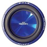 Pyle PLBW104 - Subwoofer componente, azul