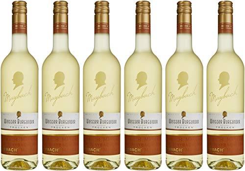Maybach Weißer Burgunder Qualitätswein (6 x 0.75 l)
