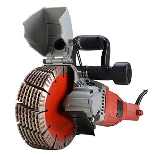 MEICHEN 220V 2700W Stoßen Groove Schneidemaschine Dustless Hydropower Engineering Installation Wand Mix Bodenschneidemaschine Automatische