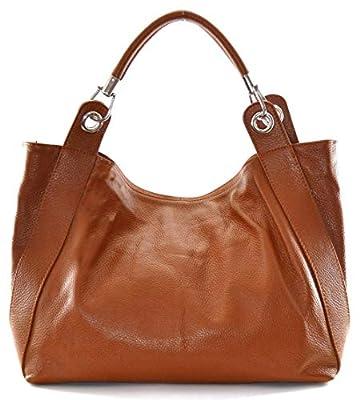 Oh My Bag - bolso de piel para mujer, para mano, hombro y bandolera, modelo Paris Nouvelle Collection