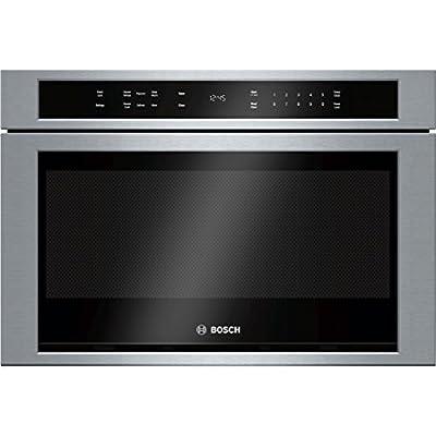 "Bosch HMD8451UC 800 24"" Stainless Steel Microwave Drawer"