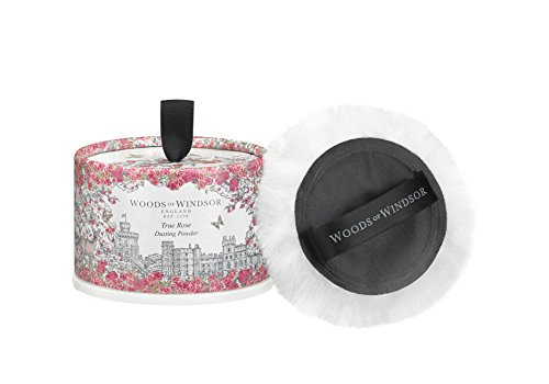 "Woods of Windsor Körperpuder ""True Rose\"" 100g"