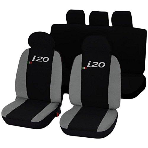 Lupex Shop 17239-01 Coprisedili compatibili, con con sedili Posteriori divisi 40e60, Set di 6