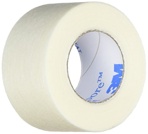 3M Micropore mm1530–250Micropore Haut Tape 2,5cm x 9,1m (12Stück)